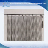 Chain Mail Curtains & Screens, Various Optional Colors