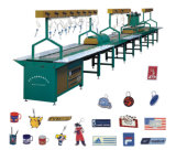 2015 New PVC Gift Automatic Production Line Fully Automatic Easy Operation
