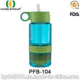16oz Kid BPA Free Plastic Fruit Infuser Water Bottle (PFB-104)