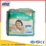 Fluff Pulp Material and Dry Surface Absorption Baby Diaper