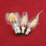 High Lumen E14 E27 2W/4W/6W/8W Filament LED Light Lamp (KZ-C35)