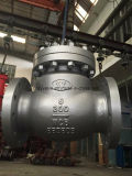 API600 Cast Steel Non-Return Swing Check Valve (H44H-DN150-150LB)