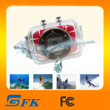 Full HD 1080P Digital Sports Camera with Waterproof Case