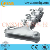 Aluminium Alloy Strain Clamp and Insulation Cover (Bolted type, Type NLL)