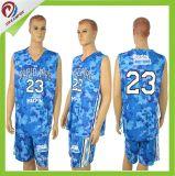 Sublimation Custom Basketball Jersey Uniform Design for Men