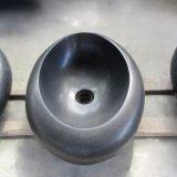 Black Granite Cocoon Shadow Vessel Sink