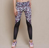 Custom Made Athletic Clothing Cheap Wholesale Gym Leggings Compressed Yoga Pants