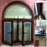 Thermal Break Casement Window with Build Inside