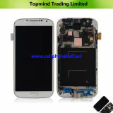 LCD Touch Digitizer Screen Assembly with Frame for Samsung S4 I9500