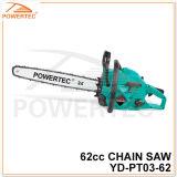Powertec 62cc Gasoline Chain Saw (YD-PT03-62)