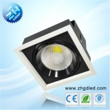 20W COB LED Down Light (ZGE-DD176W176-20)