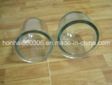 Molded Pressed Explosion Proof Well Glass, Dome Glass