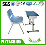 Strong Frame Classroom Furniture Single Desk and Chair (SF-34S)