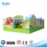 Cocowater Design Rural Theme Inflatable Bouncer LG9008