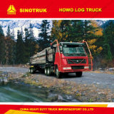 Sinotruk HOWO Log/Timber Truck for Sale