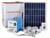 Portable DC Solar Lighting Kits with Remote Control (050A)