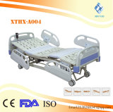 Five Function Electric Hospital Bed with Central Brake