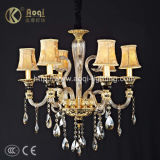 Luxury Modern Crystal Chandelier for Indoor (AQ20014-6)
