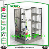 Custom Wire Mesh Display Racks and Stands
