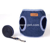 Breathable Small Large Dog Harness Leash Outdoor Vest Pet Supplies