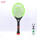 Rechargeable Hot Selling Fly Killer with LED Flashlight