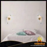 European Style Bedside Decoration Metal Wall Lamp (MB8113-1A)