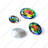 Dz-3002 Top Quality K9 Material Pointed Back Crystal Stone Jewelry Accessories