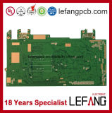 6layers Multilayer Printed Board PCB Circuit Manufacturing