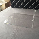 Various Design Acrylic Serving Tray with Round Corner