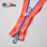 Guick Lead Times for Samples High Quality Two Sided Zipper