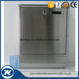 European Style Stainless Steel Apartment Building Mailbox