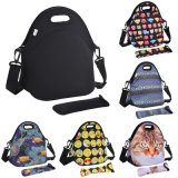 Insulated Neoprene Picnic Tote Picnic Cooler Bag Lunch Bag