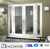 UPVC Swing Door UPVC Casement Door UPVC Glass Door with Steel Reinforcement