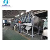Automatic Screw Sludge Dewatering Machine
