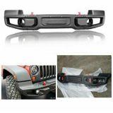Steel Rubicon 10th Anniversary Front Bumper for Jeep Wrangler Jk