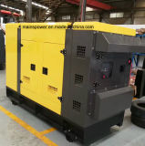 50kVA 40kw Silent Canopy Continuous Diesel Generator Cummins Power Generation