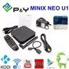 2016 Latest Price! Powerfull Original Minix Neo U1 Neo A2 Lite Android TV Box Ultra HD Xbmc