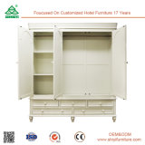 Quick and Easy Assembly Clothes Wardrobe, Wooden Wardrobe Closet Used