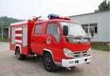 Forland Rhd Double Cabin 3000liters Fire Water Tank Truck
