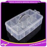 Plastic Injection Transparent Storage Box Mould