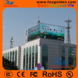 High Resolution HD P10 DIP Outdoor Advertising LED Display Panel