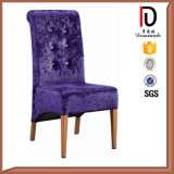 China Promotional Comfortable Metal Dining Chair for Elderly