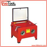 90L Bench Top Steel Cabinet Sandblaster