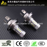 12V 80W LED Car Light High Power LED Auto Fog Lamp Headlight with H1h3h4h7 T10t20t15 Light Socket CREE Xbd Core