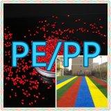 Red Masterbatches Plastic Masterbatch PP/PE