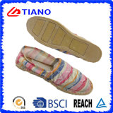 Fashion Flat and Comfortable Fisherman Sandals Casual Lady Shoes (TN36710)