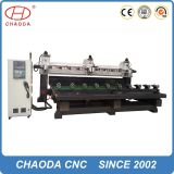 5axis Lathe CNC Router Machine for Furniture Bulk Production