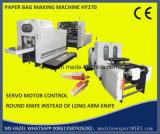 Sharp Bottom Paper Bag Making Machine V Bottom Paper Bag Making Machine with Printing in Line