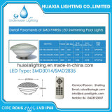 24W LED Light LED Swimming Pool Lights with Remote Control