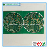 Green Fr4 4-Layer and Multilayer Immersion Gold PCB
